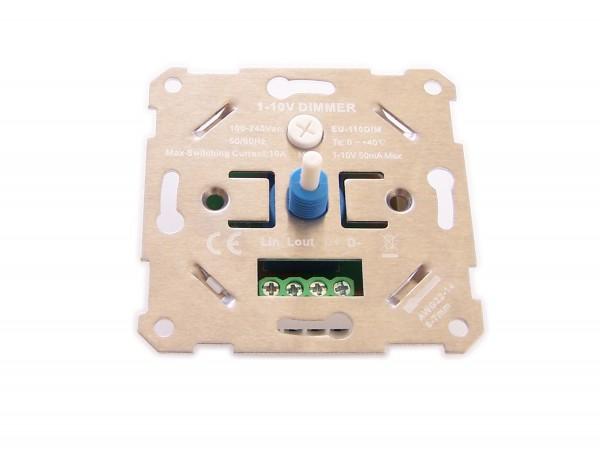 0/1-10V Potentiometer für Meanwell Netzteil - Unterputz mit Abdeckung
