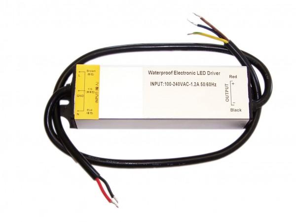 Netzteil für LED Stripes - Outdoor 60W - 24V