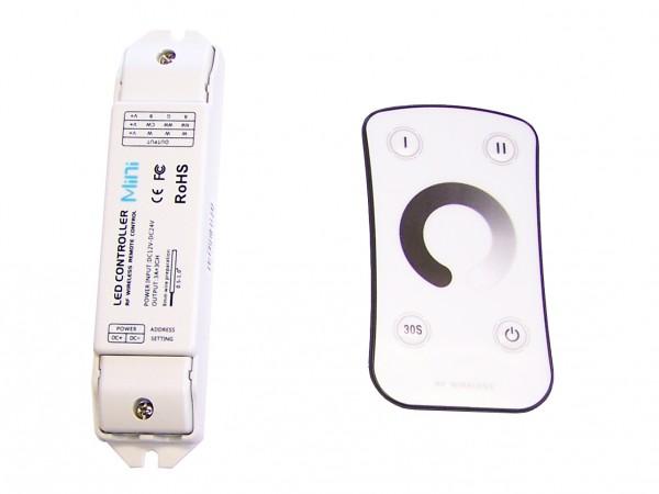 Dreamline SLIM LED Controlelr 24V einfärbig mit Klemmen