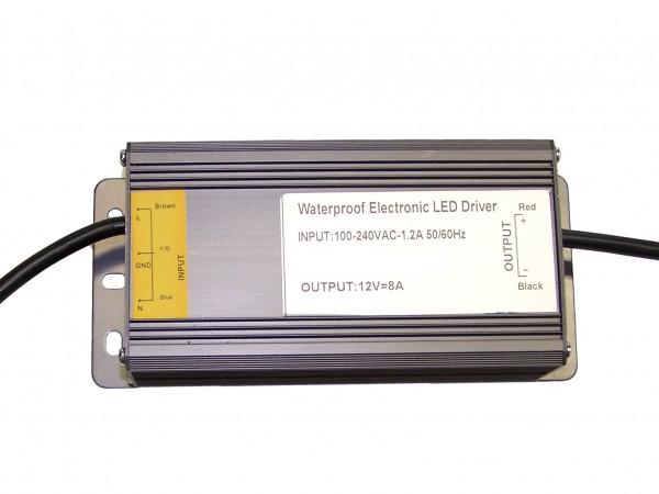 Netzteil für LED Stripes - Outdoor 96W - 24V