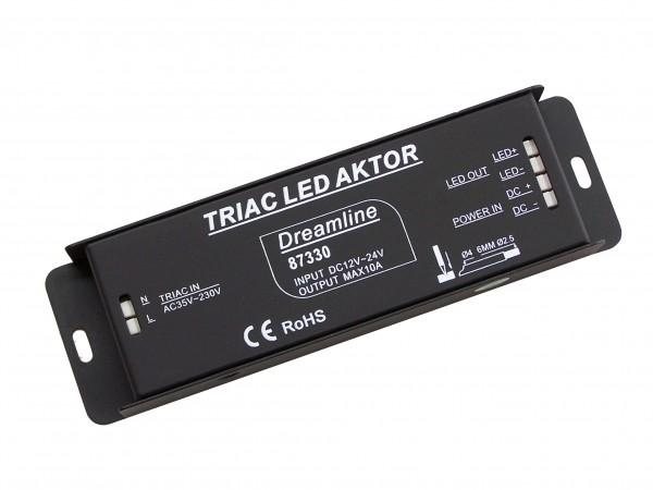 Triac LED Dim Aktor für nicht-dimmbare Netzteile