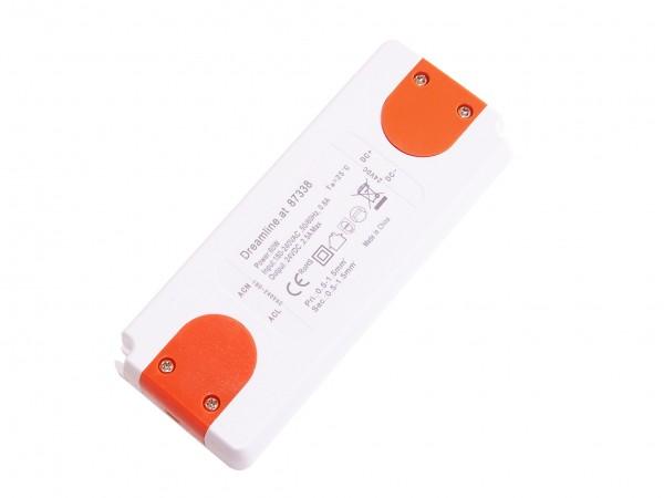 LED Treiber Extra Flach - Netzteil max. 60W - 24V