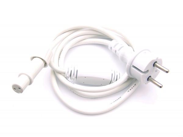 Einspeisestecker weißes Kabel 230V