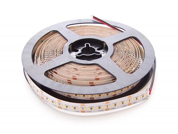 Konfektionsware Meterware LED Stripes Warmweiß mit 20W/m IP20 High Cri