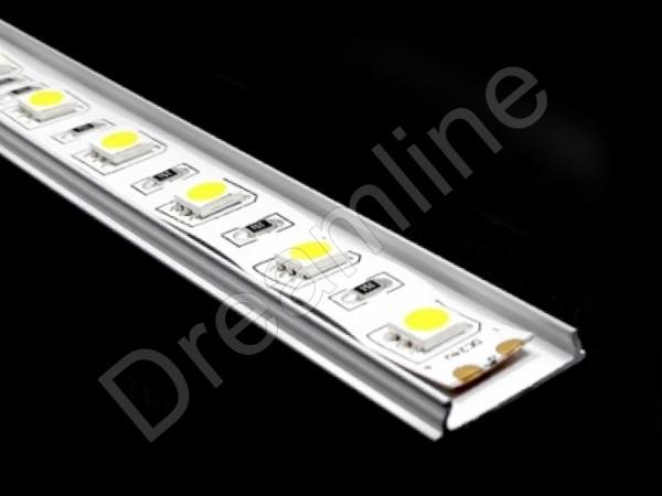 LED Alu Profil Biegbar OHNE LED Stripes