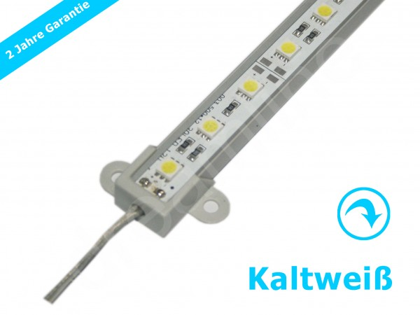 Starre LED Leiste 12V 50cm in Kaltweiß