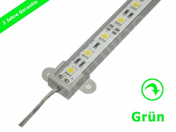 Starre LED Leiste 12V 50cm in Grün