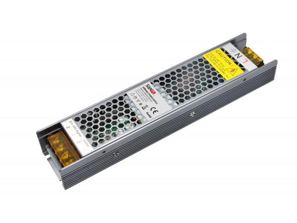 Dimmbares 24V Netzteil mit 100W, dimmbar per Phasenanschnitt, PWM oder 0/1-10V