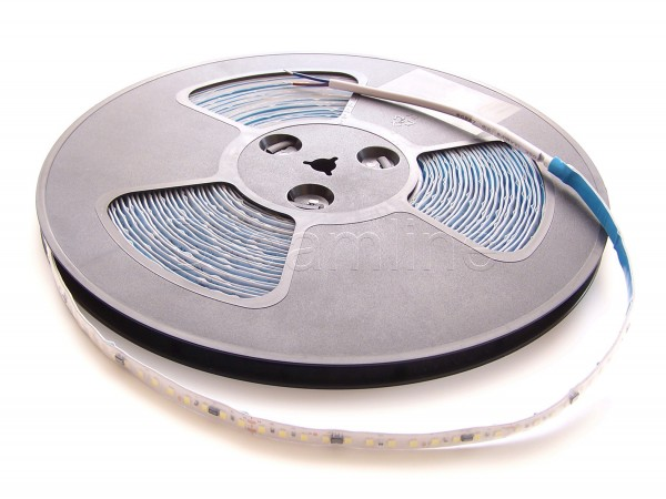 LED Stripe 230V AC Meterware in Warmweiß - bestellbar per 10cm Segment - IP53