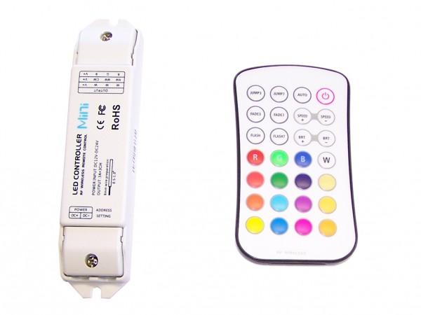 28 Tasten Funk RGB Controller für RGB Stripes